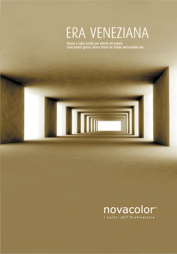 brochure era veneziana novacolor france novacolor france. Black Bedroom Furniture Sets. Home Design Ideas